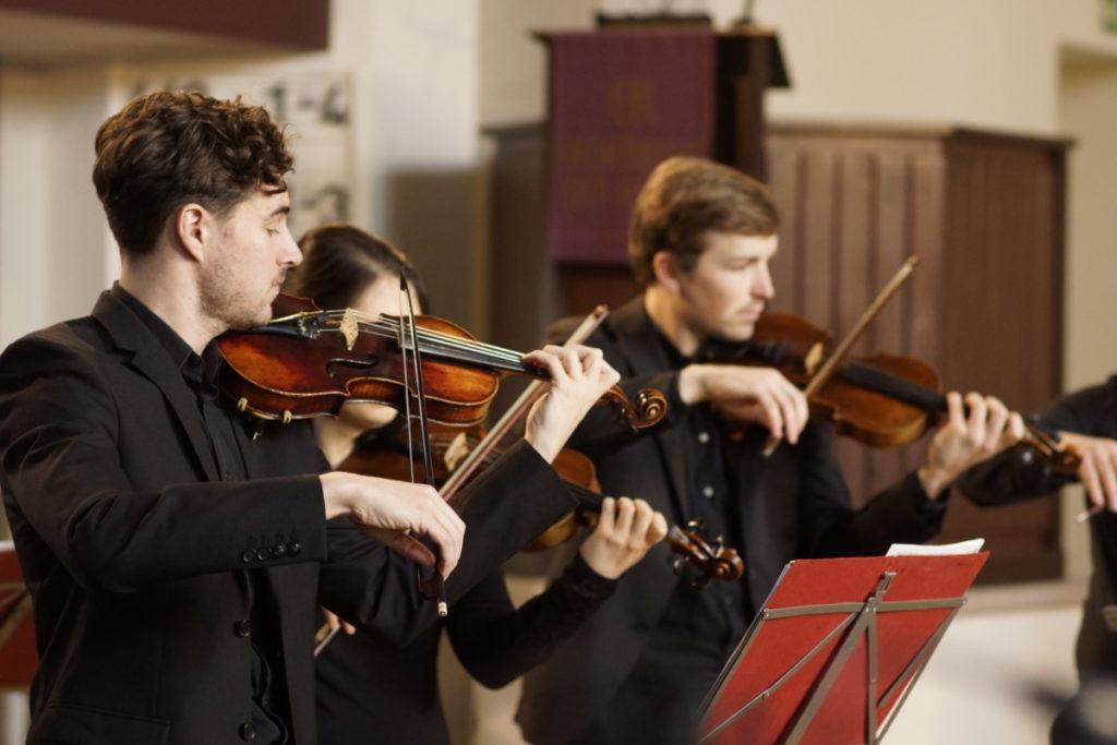 Bach bewegt